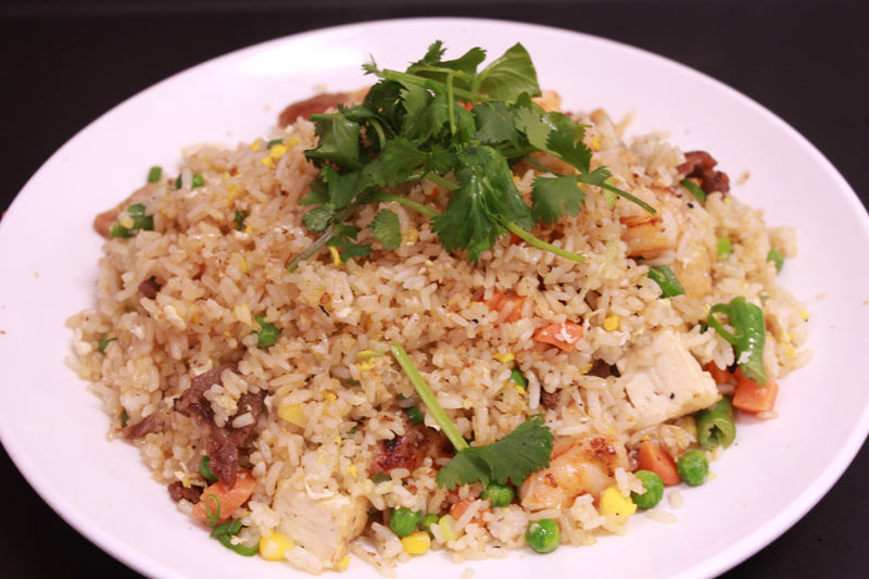D9.  Chef's Fried Rice