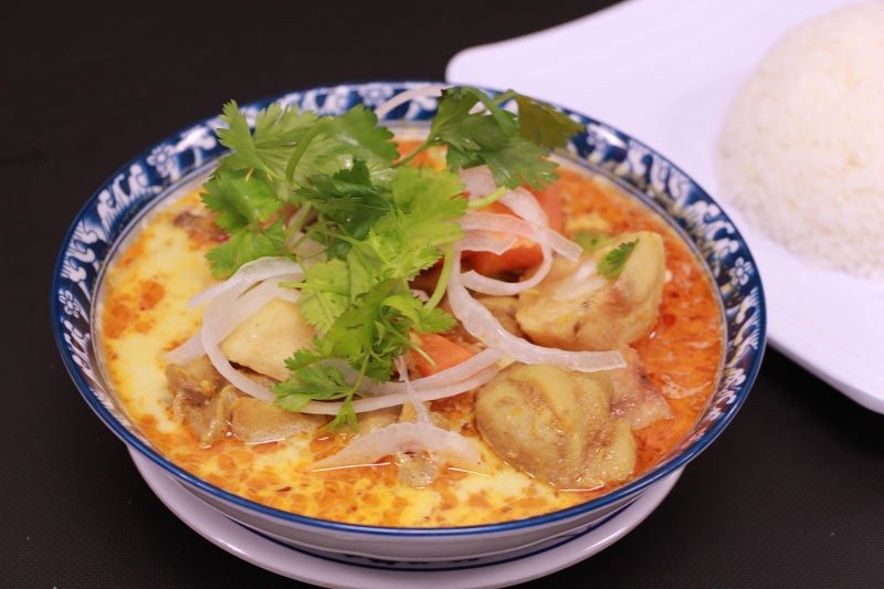 D5. Chef's Yellow Curry