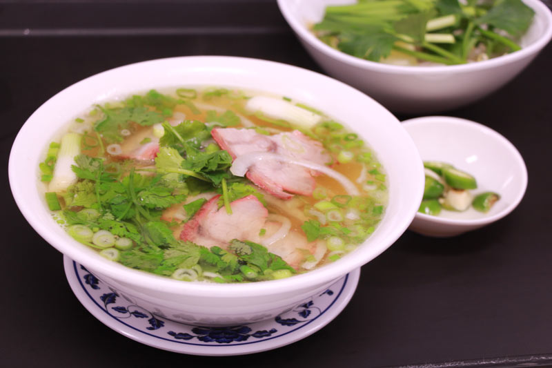 D7. Barbecued Lague' Pork Soup